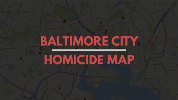Baltimore Homicides